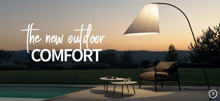 The new Outdoor Comfort