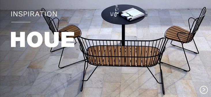 Nouvelle collection outdoor HOUE