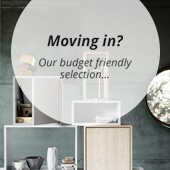 Moving in ? our budget friendly selection …