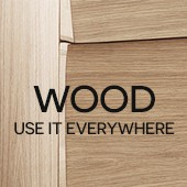 Wood, bring it everywhere