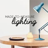 Made-to-measure lighting