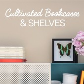 Bookcases and shelves : our selection