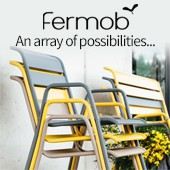 Fermob : How to play with colours