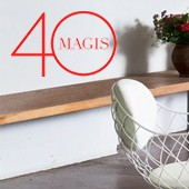 Magis : 40 years of Italian design and know-how
