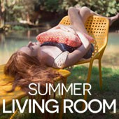 Summer Livingroom