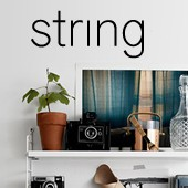 String system / Spring cleaning : refresh your interior