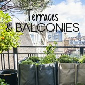 Terraces and Balconies : small spaces, big ideas